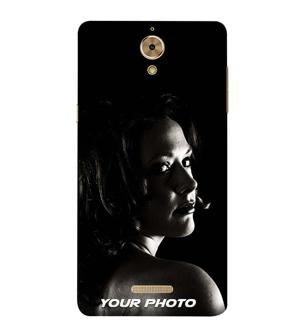 Mobile Cover with Your Photo for Coolpad Mega 2.5D