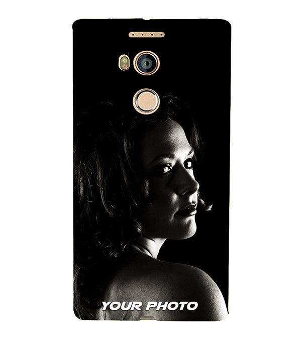 Mobile Cover with Your Photo for Gionee Elife E8