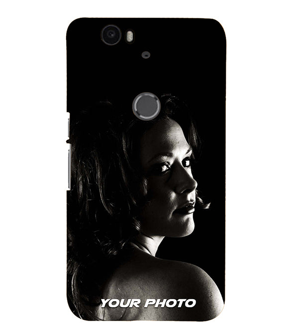 Mobile Cover with Your Photo for Google Nexus 6P
