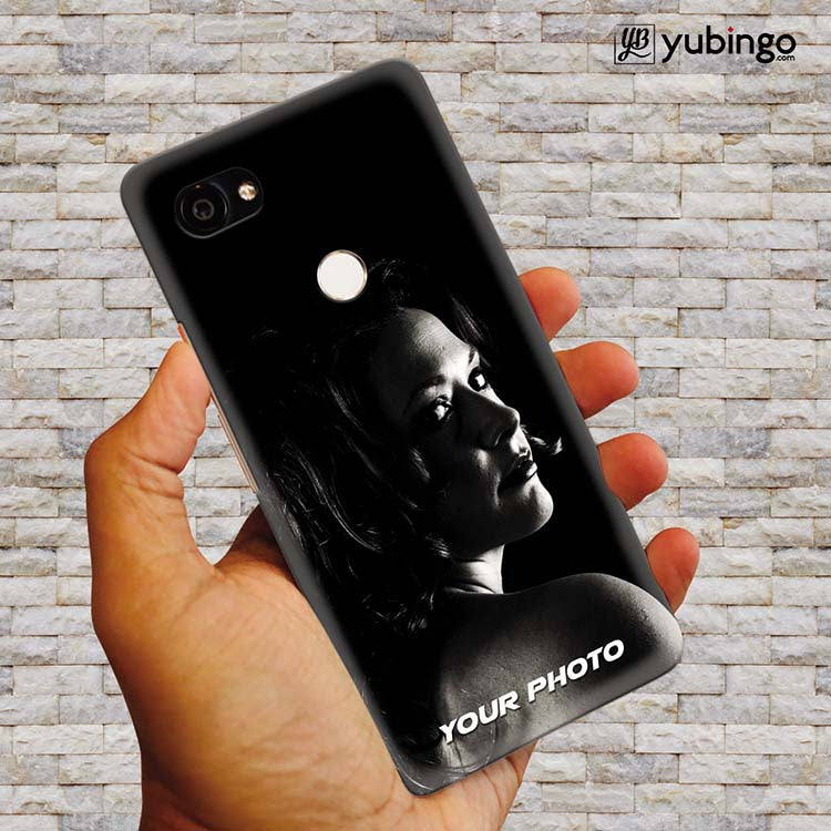 Mobile Cover with Your Photo for Google Pixel 2 XL (6 Inch Screen)