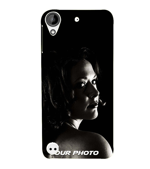 Mobile Cover with Your Photo for HTC Desire 530