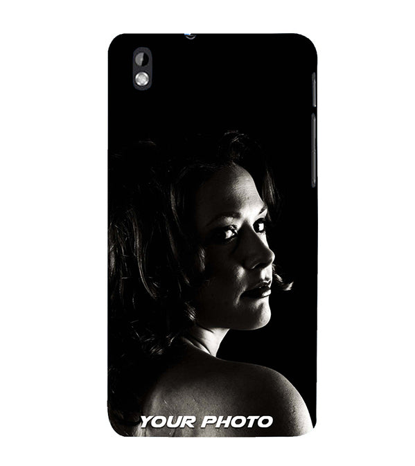 Mobile Cover with Your Photo for HTC Desire 816