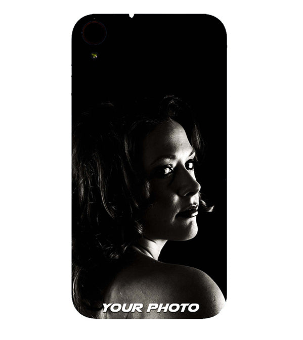 top fashion 12aab a0f54 Mobile Cover with Your Photo for HTC Desire 830