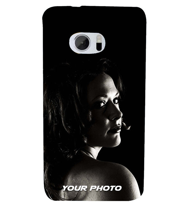 Mobile Cover with Your Photo for HTC One M10