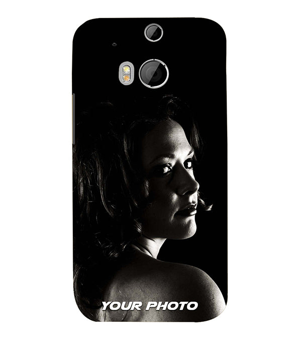 Mobile Cover with Your Photo for HTC One M8