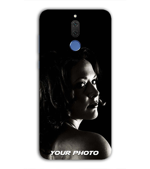 on sale f493d 0aa80 Your Photo Back Cover for Huawei Honor 9i