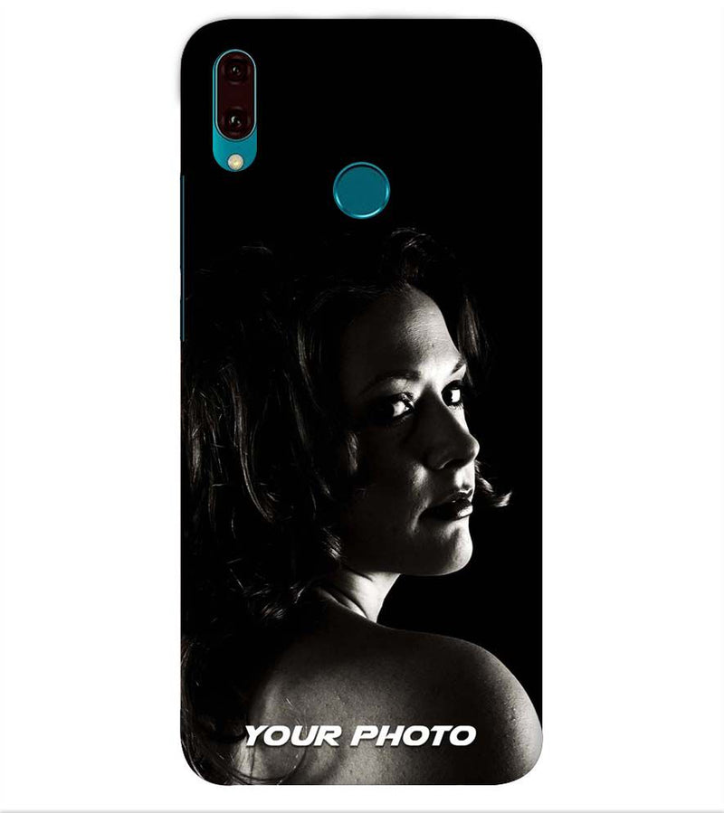 Your Photo Back Cover for Huawei Y9 (2019)