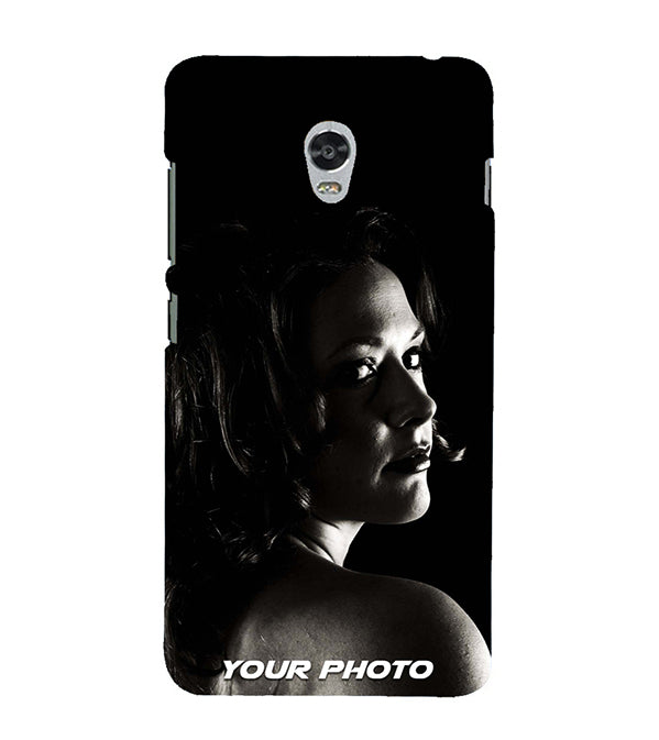 Mobile Cover with Your Photo for Lenovo Vibe P1