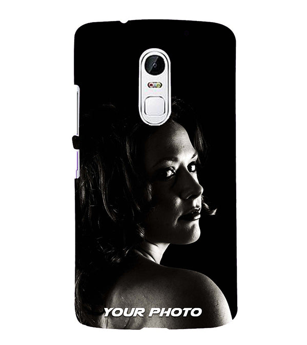 Mobile Cover with Your Photo for Lenovo Vibe X3