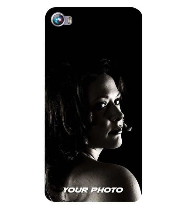 Your Photo Back Cover for Micromax Canvas Fire 4 A107