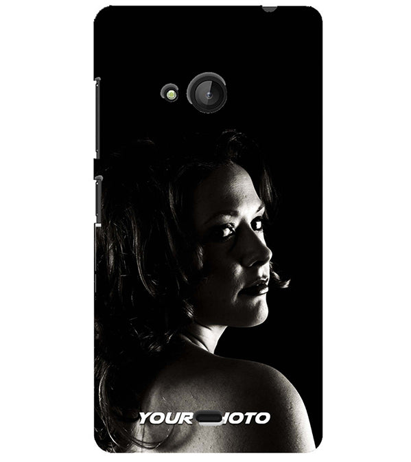 new style 75bb4 0d609 Your Photo Back Cover for Microsoft Lumia 540