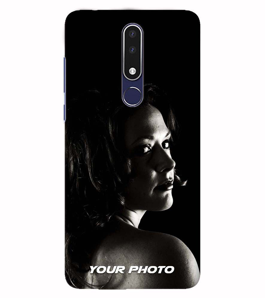 check out a79c3 9c4e6 Your Photo Back Cover for Nokia 3.1 Plus