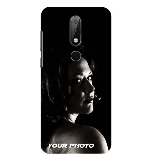 scarpe sportive 8868f 8e2bd Your Photo Back Cover for Nokia 6.1 Plus (Nokia X6)