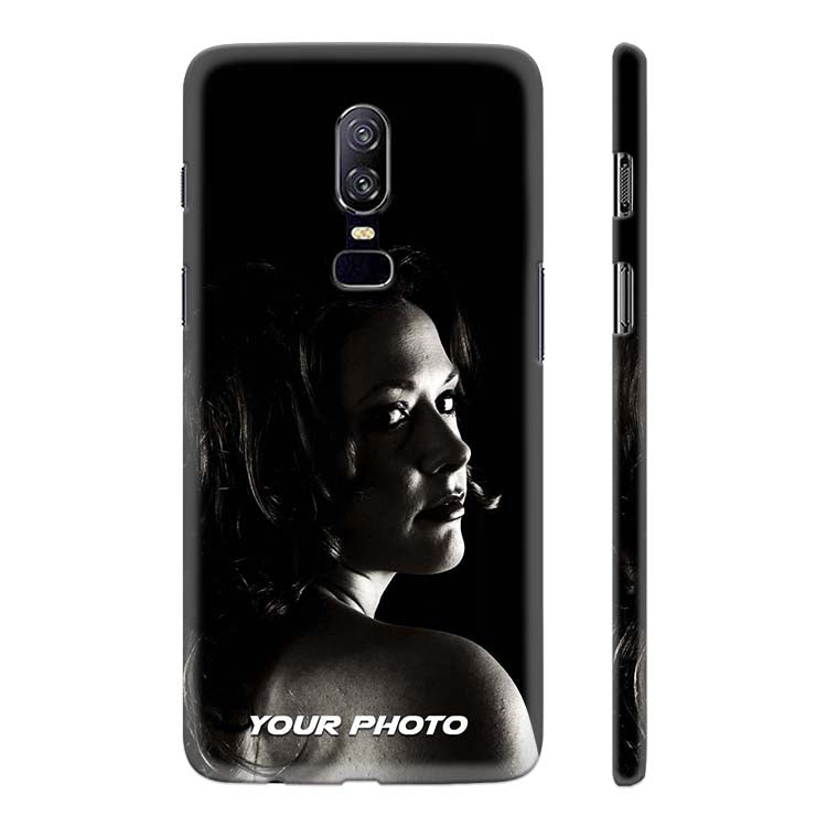 Your Photo Back Cover for OnePlus 6