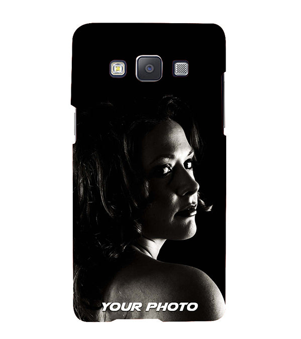 Your Photo Back Cover for Samsung Galaxy A7 (2015)