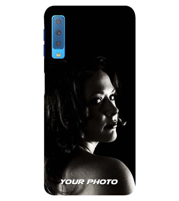Your Photo Back Cover for Samsung Galaxy A7 (2018)