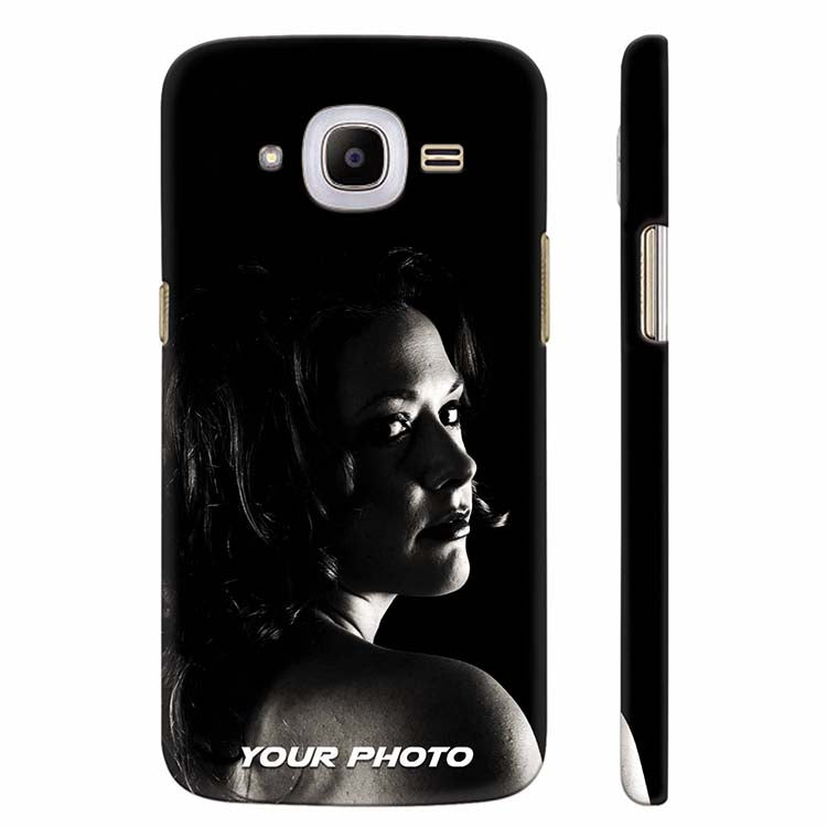 more photos a2fb5 fff44 Your Photo Back Cover for Samsung Galaxy J2 (6) 2016