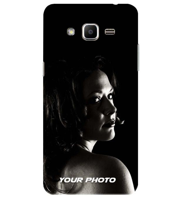 Your Photo Back Cover for Samsung Galaxy J2 Ace