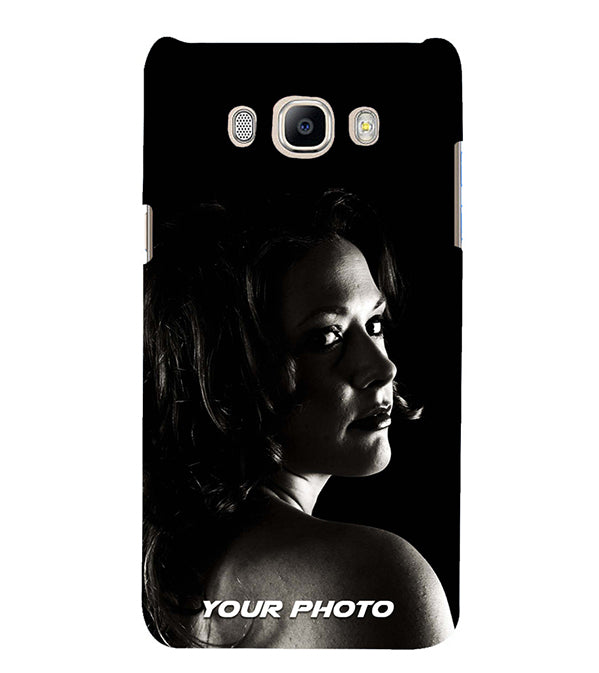 Your Photo Back Cover for Samsung Galaxy J7 (6) 2016 : Galaxy On 8