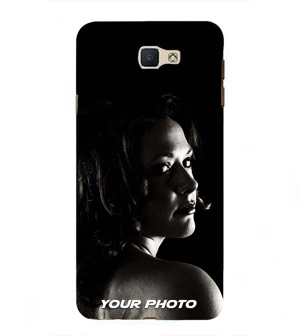 Mobile Cover with Your Photo for Samsung Galaxy J7 Prime (2016)