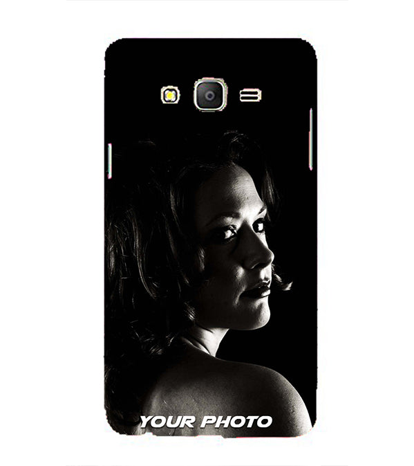 Your Photo Back Cover for Samsung Galaxy On5 and On5 Pro