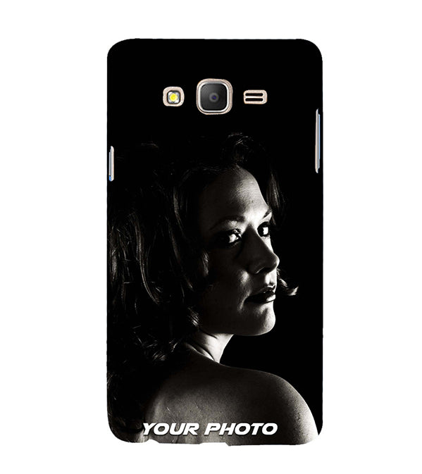 Your Photo Back Cover for Samsung Galaxy On7 and On 7 Pro
