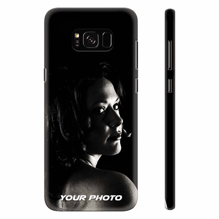 Mobile Cover with Your Photo for Samsung Galaxy S8
