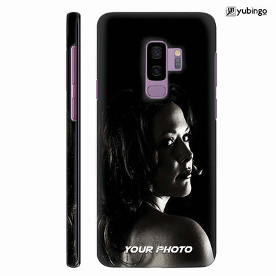 Your Photo Back Cover for Samsung Galaxy S9+ (Plus)