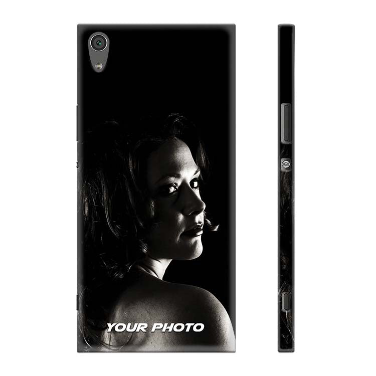 new arrival b96bd 207ee Mobile Cover with Your Photo for Sony Xperia XA1 Ultra