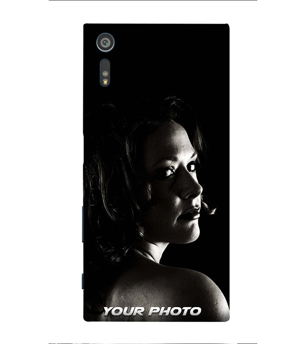 Mobile Cover with Your Photo for Sony Xperia XZ