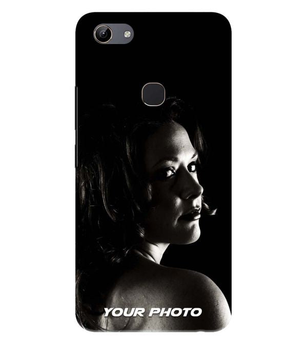 newest 201ae 6c492 Your Photo Back Cover for Vivo Y81