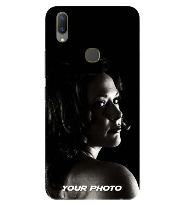 wholesale dealer 3b389 ee1fa Your Photo Back Cover for Vivo Y85