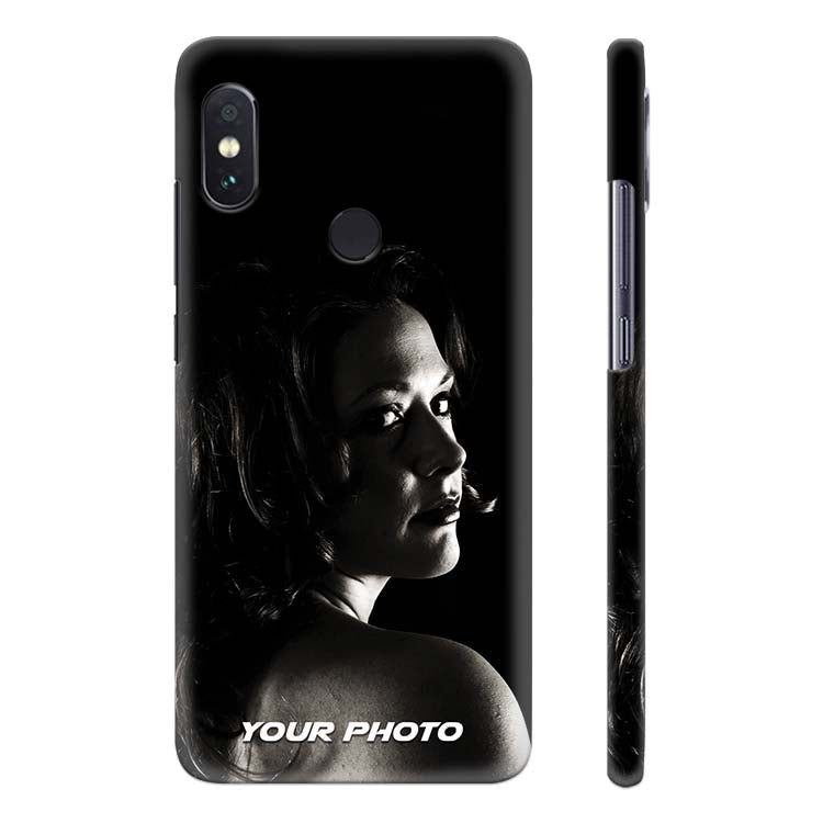 Your Photo Back Cover for Xiaomi Redmi Note 5 Pro