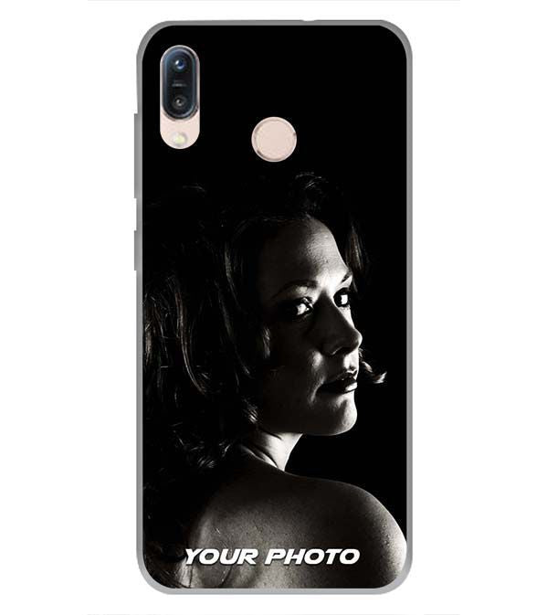 Your Photo Soft Silicone Mobile Case for Asus Zenfone Max Pro M1