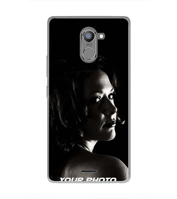 Mobile Cover with Your Photo for Infinix Hot 4 Pro