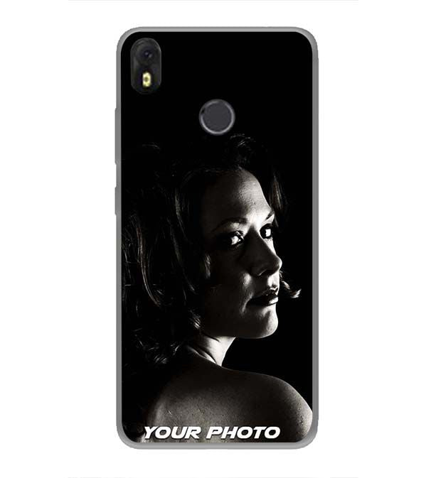 Mobile Cover with Your Photo for Infinix Hot S3