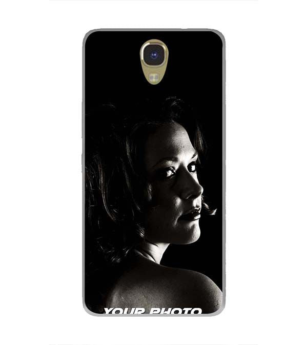 Mobile Cover with Your Photo for Infinix Note 4