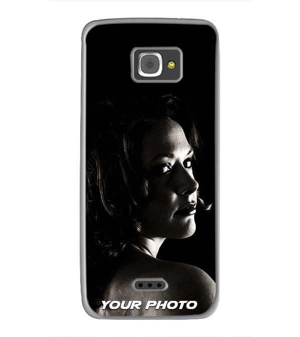 Mobile Cover with Your Photo for InFocus M350