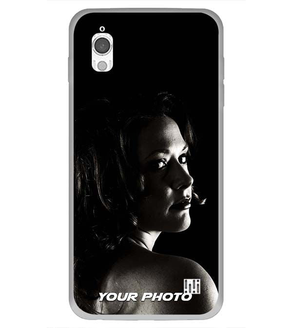 Mobile Cover with Your Photo for InFocus M370