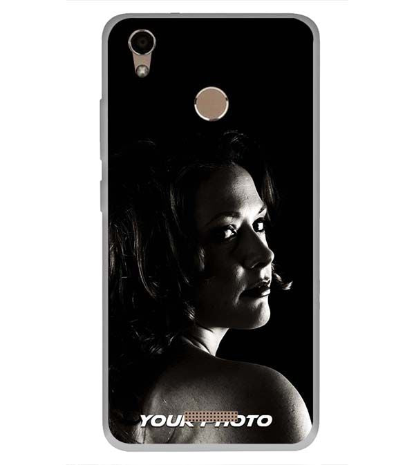 Mobile Cover with Your Photo for InFocus Turbo 5
