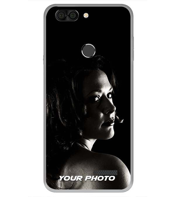 Mobile Cover with Your Photo for Infocus Vision 3