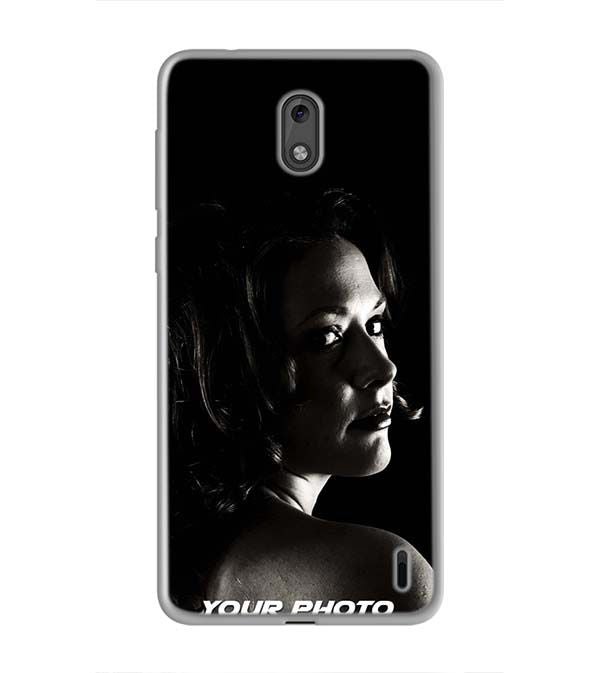Mobile Cover with Your Photo for Nokia 2
