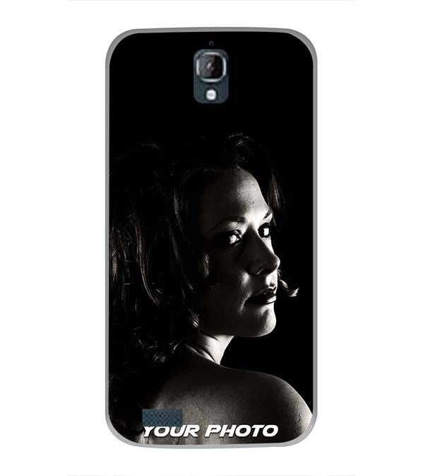 Mobile Cover with Your Photo for Panasonic Eluga Icon