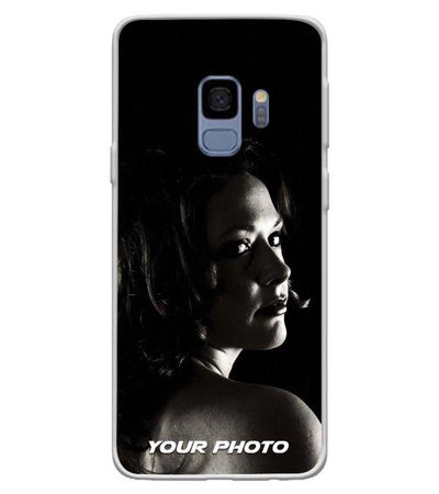 Your Photo Back Cover for Samsung Galaxy S9-Image3