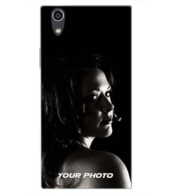sports shoes 17071 7e999 Mobile Cover with Your Photo for Sony Xperia R1 Plus