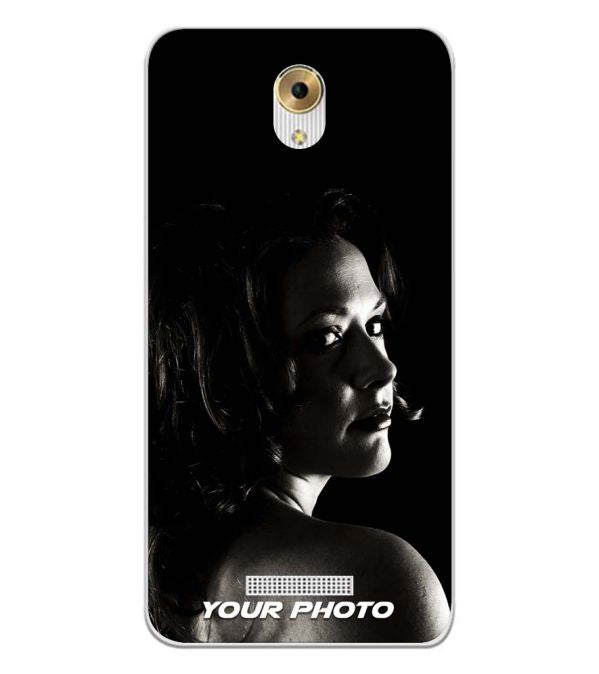 Your Photo Back Cover for Coolpad Mega 5M-Image3