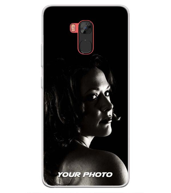competitive price 69058 3b6cd Your Photo Back Cover for Infinix Note 5 Stylus