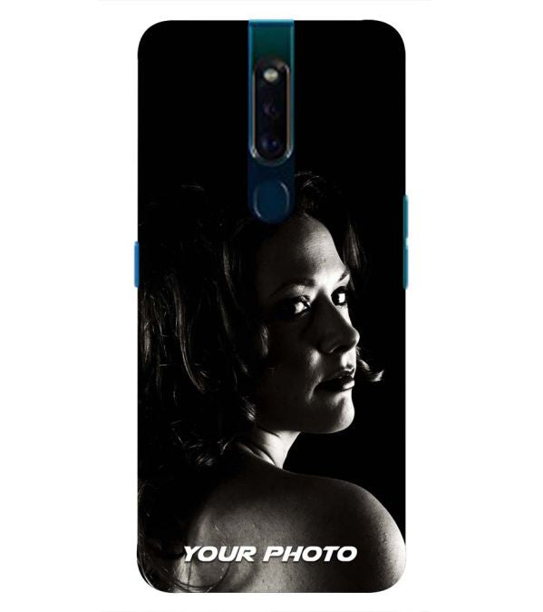 Your Photo Back Cover for Oppo F11 Pro