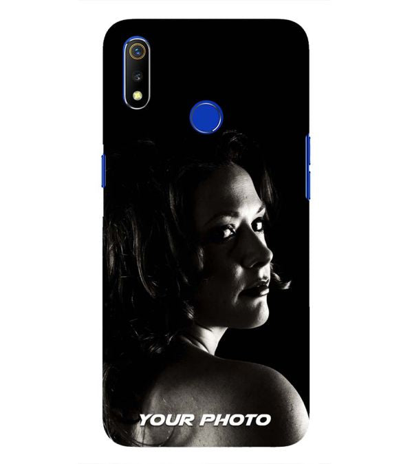 Your Photo Back Cover for Oppo Realme 3