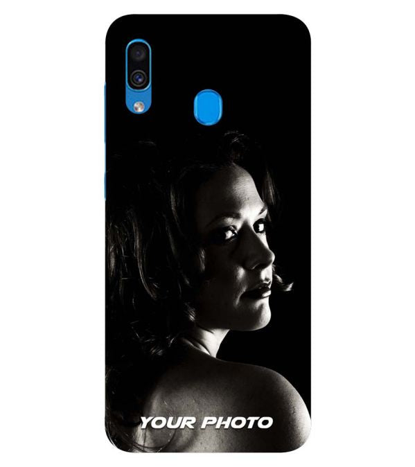 Your Photo Back Cover for Samsung Galaxy A30